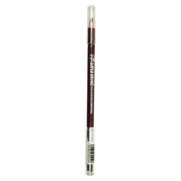 W7 Super Brows Super Definition Eyebrow Pencil - Red/Brown