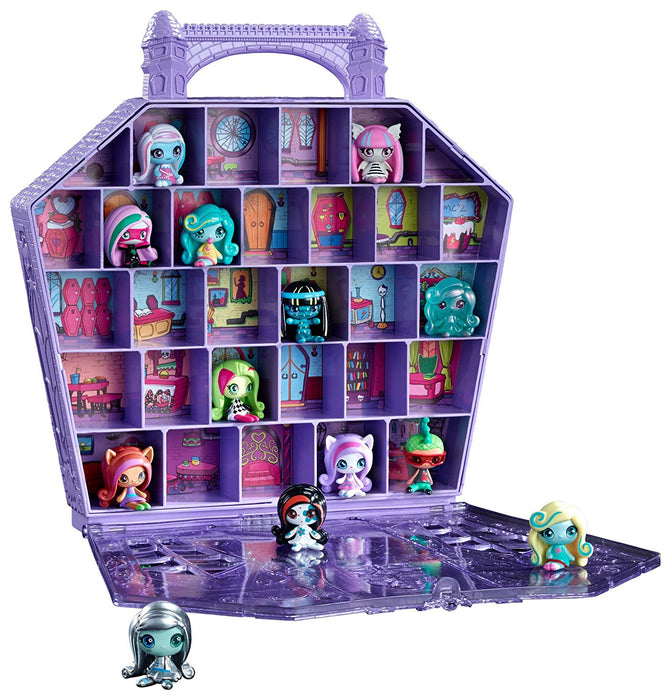 Monster High Minis Collectors Case Childrens Dolls Toy 30cm