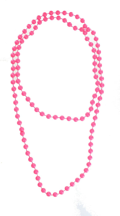 Bright Coloured Plastic Neon Beads/ Necklace