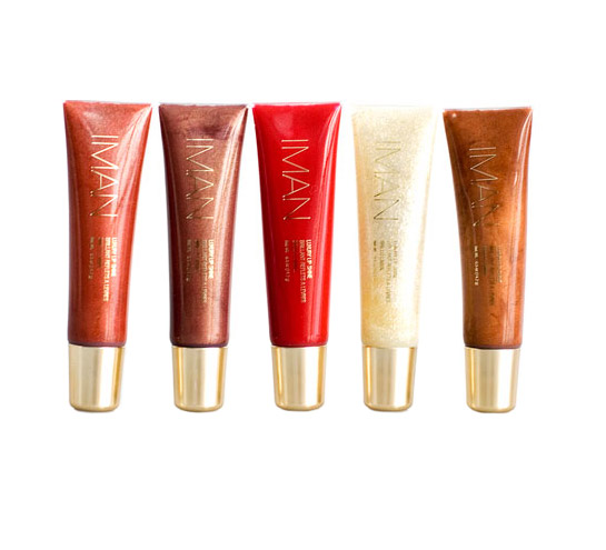Iman Luxury Lip Shine Lip Gloss 14.8g