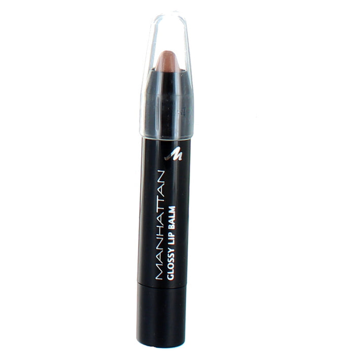 Manhattan Glossy Lip Balm Crayon-50E Cinnamon Roll