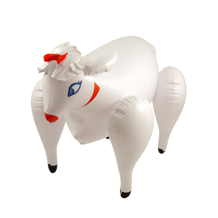 Novelty Inflatable/ Blow Up Sheep 54cm Hen Party Accessory