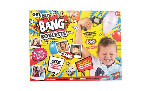 Balloon Bang Roulette Water Balloon Shooting Game