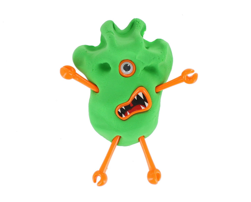 PMS Its Alive DIY Monster Smart Putty Slime Toy Childrens Creative Activity