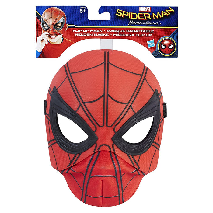 Marvel Spider-Man Homecoming Flip up Mask Childrens Costume Toy