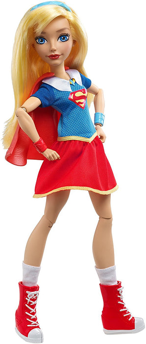 DC Comics Super Hero Girls Supergirl Action Doll Childrens Toy 12""
