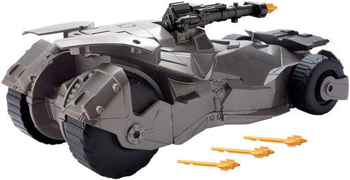 DC Batman Justice League Mega Cannon Batmobile Vehicle Playset Toy