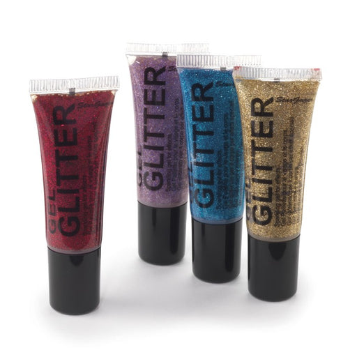 Stargazer Eyes, Face & Body Sparkling Glitter Gel