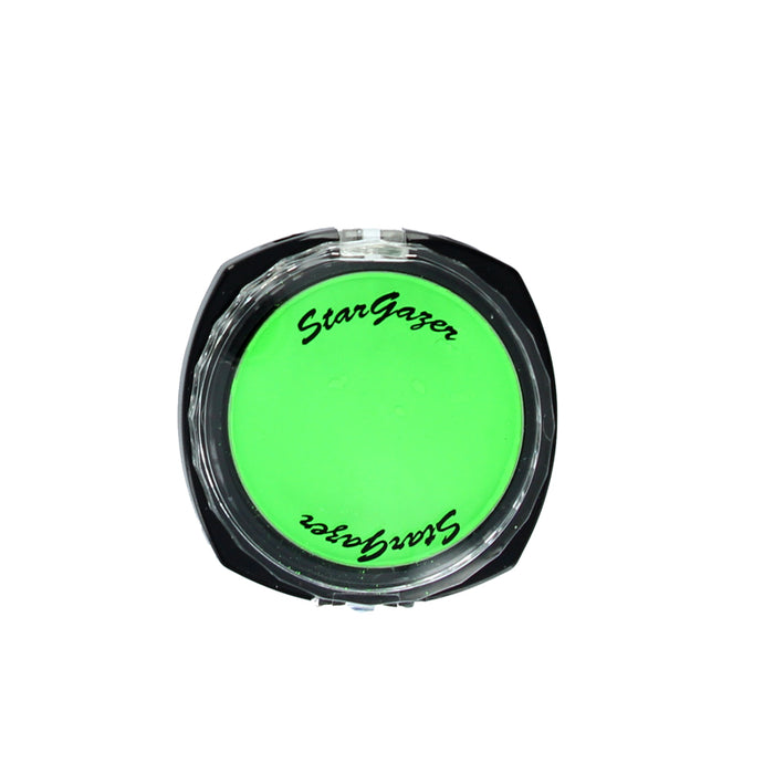 Stargazer Florescent UV Pressed Powder Eye Shadow-Forest Green