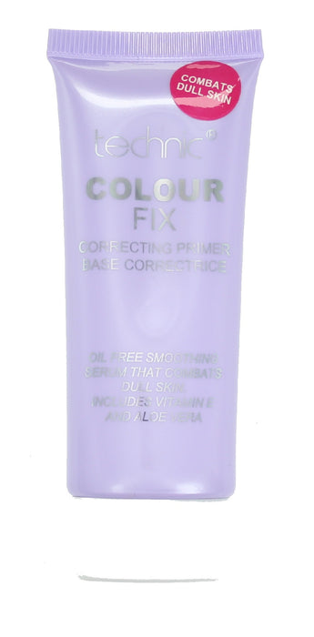 Technic Colour Fix Combats Dull Skin Correcting Primer 35ml
