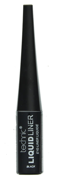 Technic Liquid Eyeliner 6ml-Black