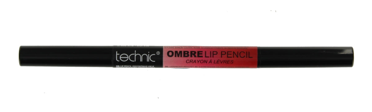 Technic Ombre Lip Pencil-Red