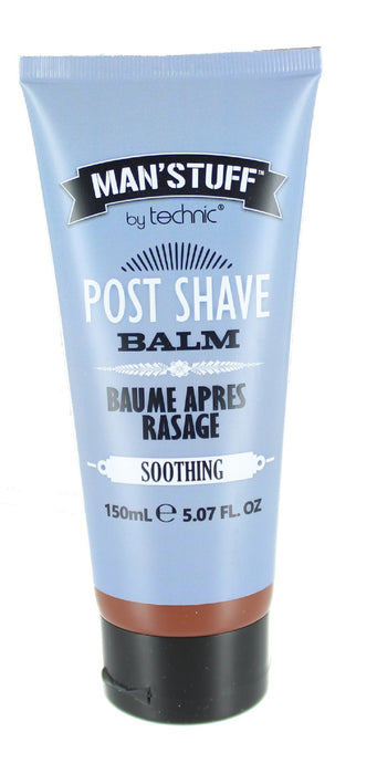 Technic Man' Stuff Soothing Post Shave Balm 150ml