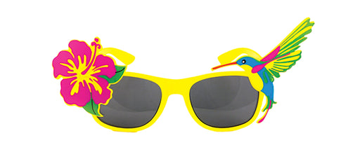 Adults Prankster Giant Oversized Sunglasses Fancy Dress Accessory 28cm-Yellow v21GTrv