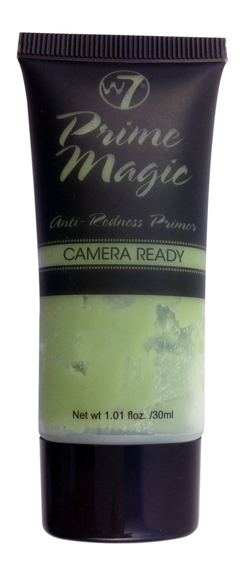 W7 Prime Magic Camera Ready Anti-Redness Primer 30ml