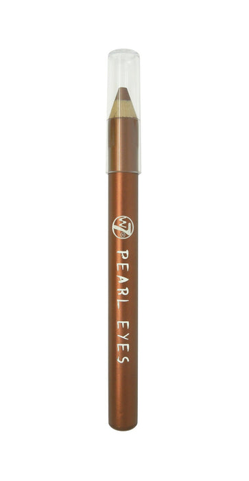 W7 Pearl Eyes Eye Shadow Crayon Pencil 3.5g-Easy Does It