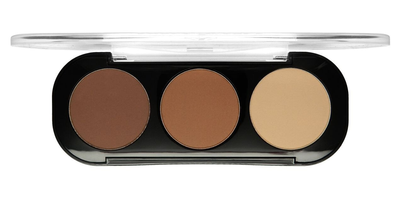 W7 Shape Your Face Contour Kit Includes Palette & Brush