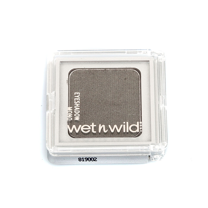 Wet n Wild Mono Eyeshadow Smokey Black