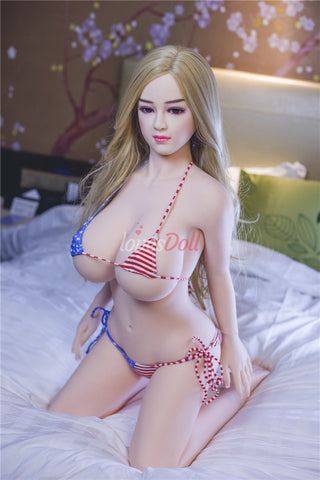 Doll 140cm(4'5FT) D Cup Sex Doll In TPE Free Shipping Storage - www.lovesdoll.com