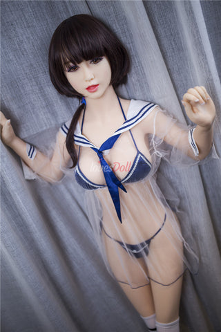 Doll 148cm(4'7FT) A Cup Small Boobs TPE Asian Face Japanese Adult Doll Storage - www.lovesdoll.com