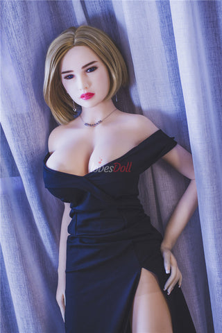 Doll 163Cm(5'3FT) Tall Life Size Real Sex Doll in TPE Realistic Sex Doll - www.lovesdoll.com