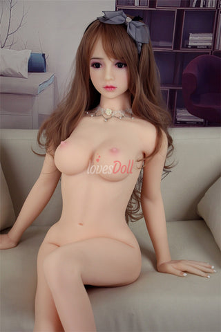 Doll 148cm(4'7FT) C Cup Ultra Chinese Face TPE Material With Skeleton Doll Storage - www.lovesdoll.com