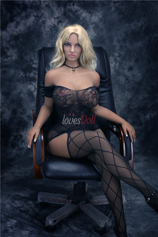 Doll 163Cm(5'3FT) C-Cup Muscle Fitness Adult Sex Doll With TPE Material Realistic Sex Doll - www.lovesdoll.com