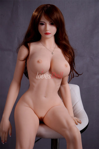 168Cm(5'5FT)Lifelike Silicone Solid Love Doll Real Adult Masturbation Sex Doll Storage - www.lovesdoll.com