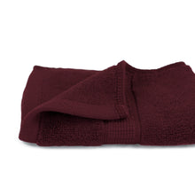 Life & Form Bamboo Washcloth Antique Red