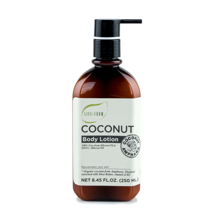 Life & Form Coconut Body Lotion