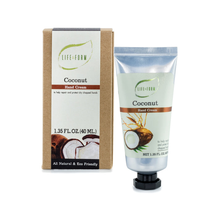 Coconut Hand Cream by LIFE & FORM