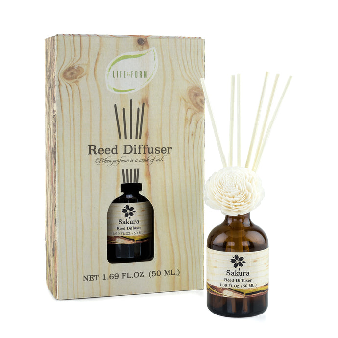 Sakura Reed Diffuser by Life & Form