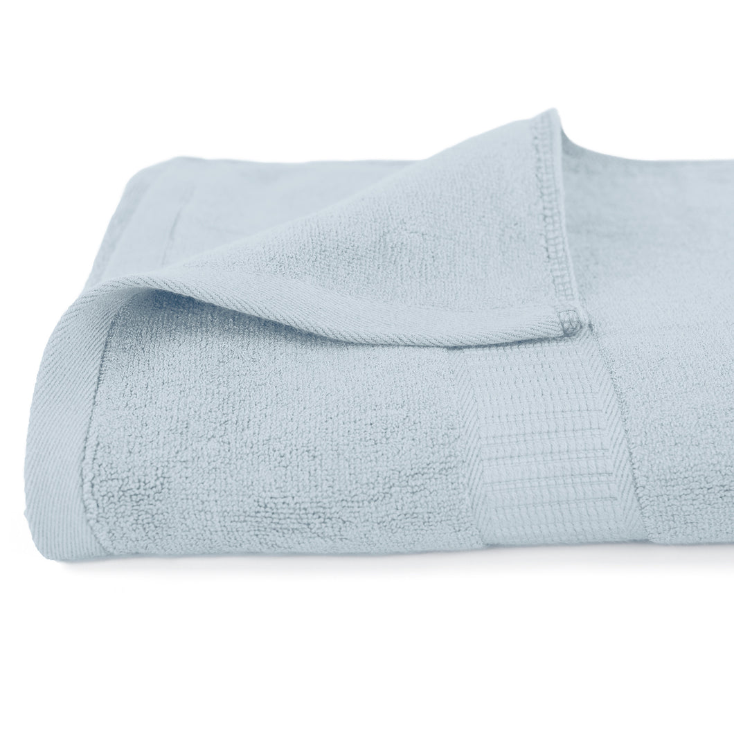 Life & Form Bamboo Bath Towel Aquamarine