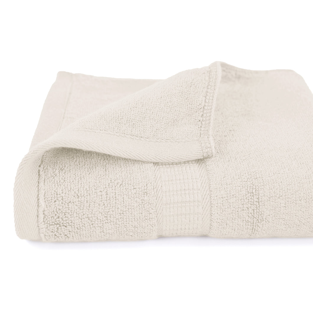 Life & Form Bamboo Hand Towel Ivory