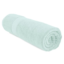 Life & Form Bamboo Bath Towel Jade
