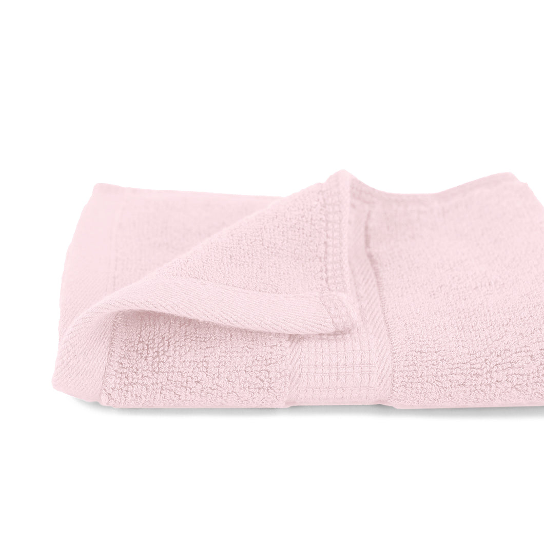 Life & Form Bamboo Washcloth Rose
