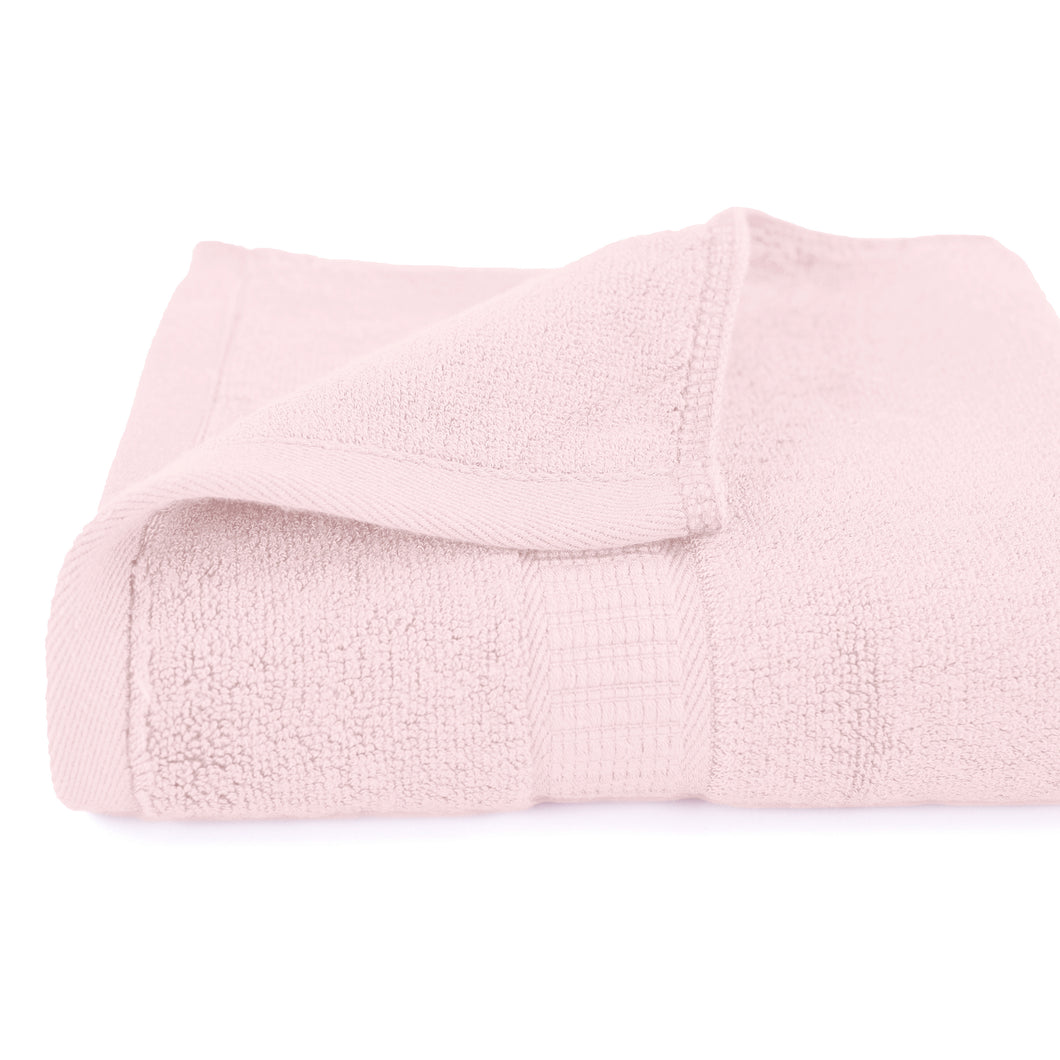 Life & Form Bamboo Hand Towel Rose