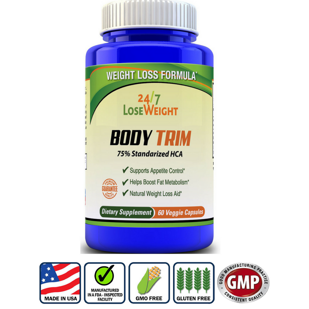 24 / 7 Lose Weight TRIM - Free Shipping