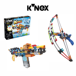 K'NEX K-FORCE: BUILD AND BLAST!: Fırlatıcını özelleştir / Customize your blaster