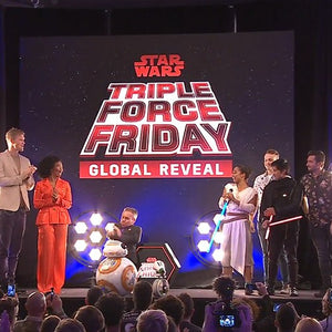Star Wars Triple Force Friday Ürün Lansmanı
