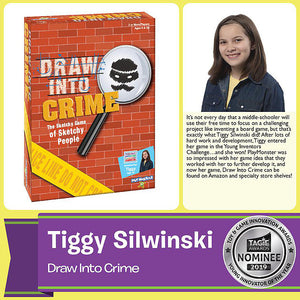 Tiggy S. – Draw Into Crime™