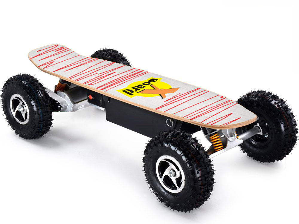 X Board - Monster (Electric Skateboard / Longboard)