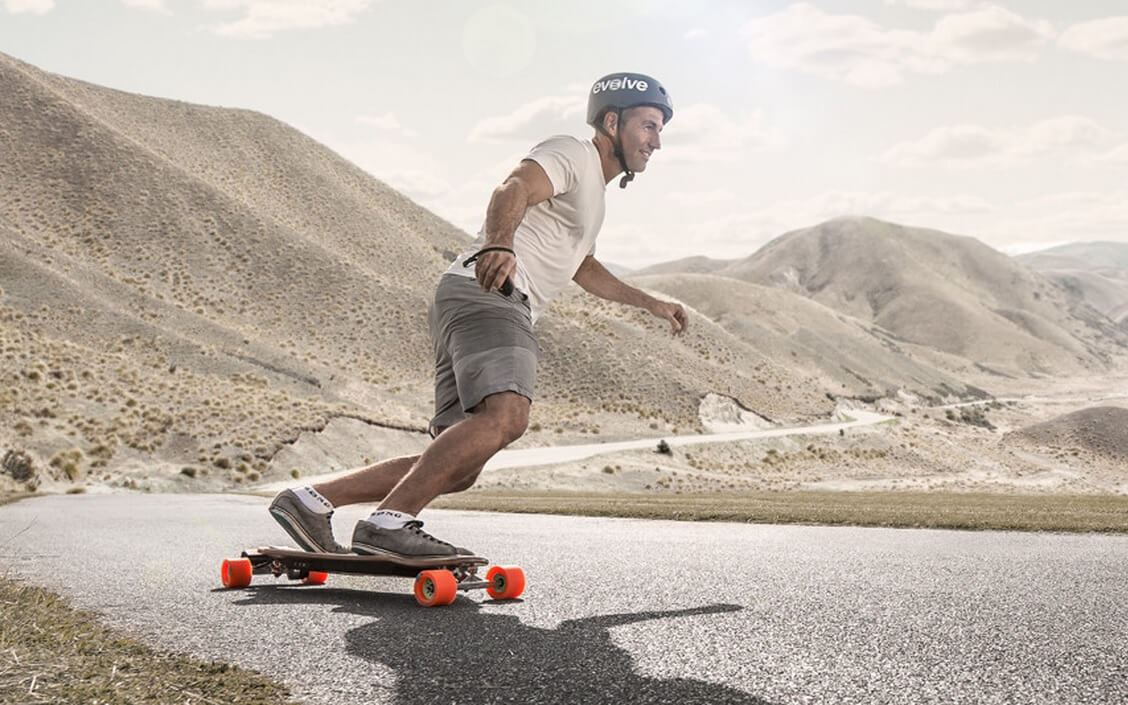 X Board - Windsurfer (Electric Skateboard / Longboard)