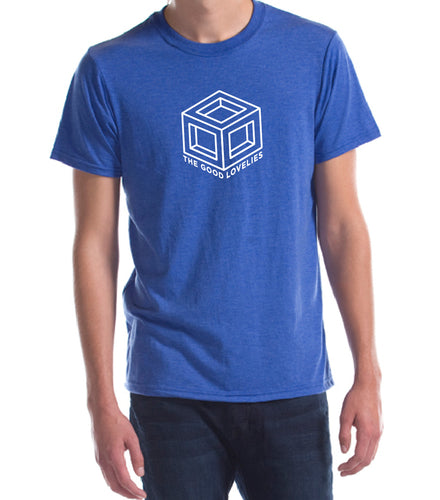 Shapeshifters Cube - Crew Neck