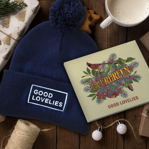 Toque + Christmas CD Bundle