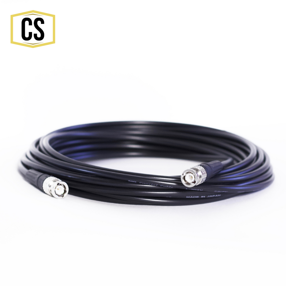 50 ohm RF BNC Coax Cable