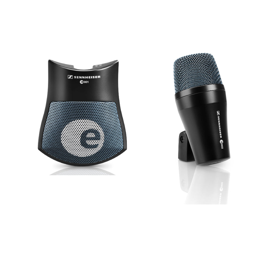 Sennheiser e901 Kick In / e902 Kick Out Combo