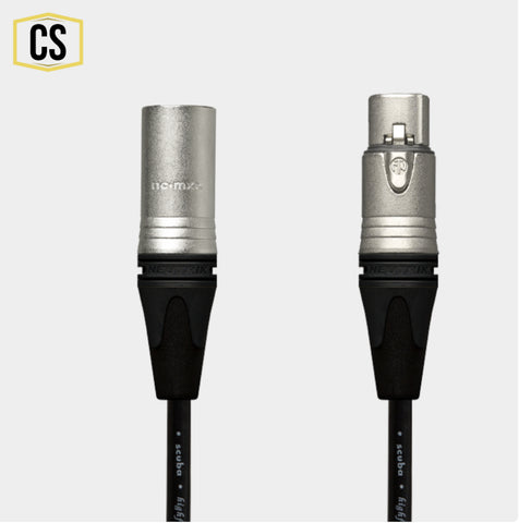 Thin Microphone Cable
