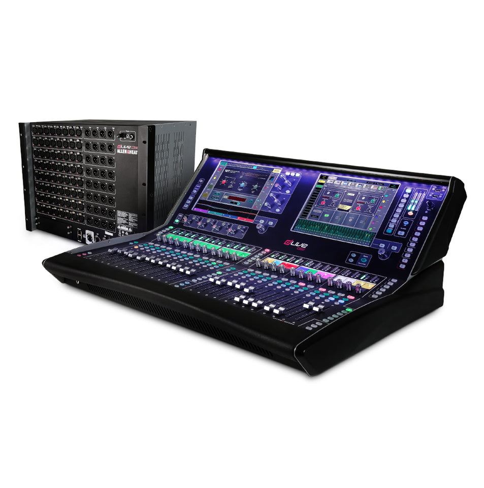 Allen & Heath dLive System