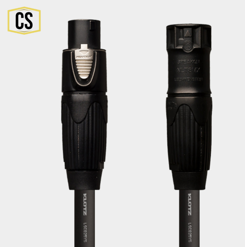8 Core Heavy Gauge Speaker Cable